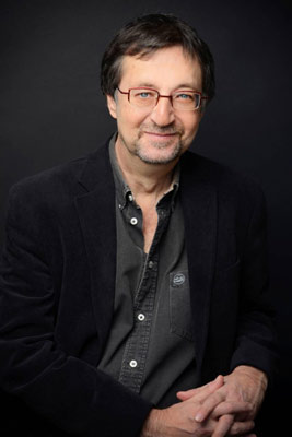Guy Gavriel Kay, Guest of Honor at the 2014 World Fantasy Convention.